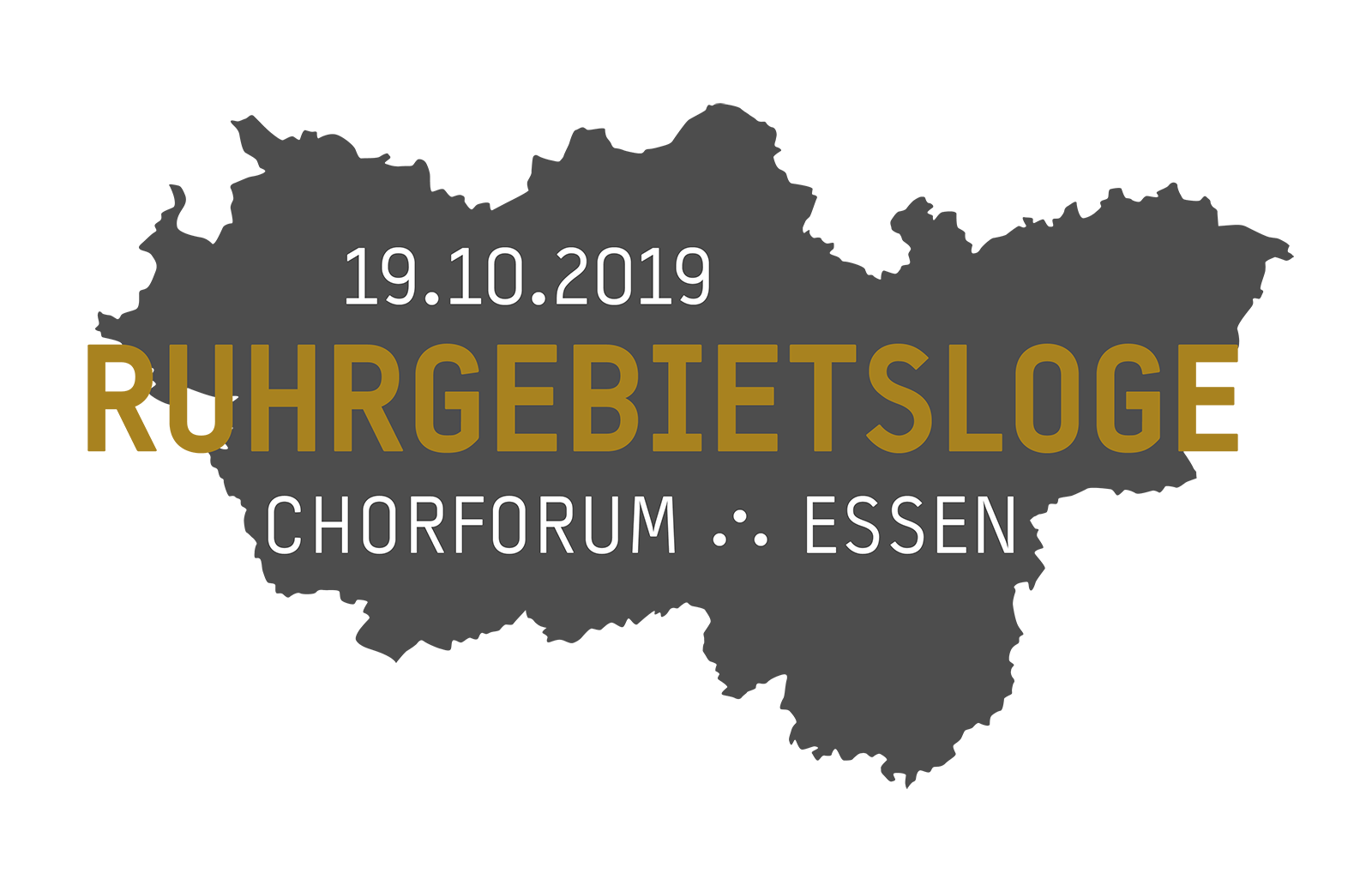 Ruhrgebietsloge 2019 - Chorforum Essen - 19.10.2019