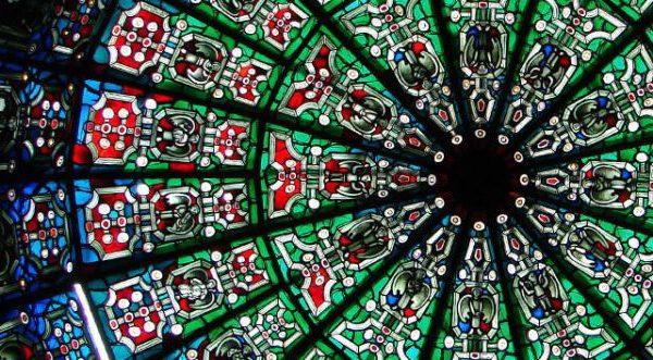 Kapelle Deckenausschnitt ChorForum
